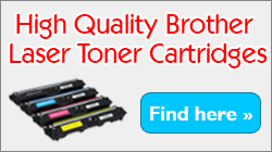 Brother Laser Toner cartridges - High quality at lowest price